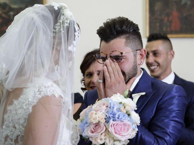 Il matrimonio di Victor e Serena a San Giovanni in Fiore, Cosenza 40