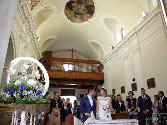 Il matrimonio di Victor e Serena a San Giovanni in Fiore, Cosenza 41
