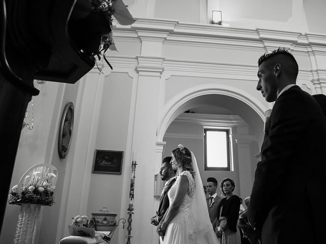 Il matrimonio di Victor e Serena a San Giovanni in Fiore, Cosenza 42