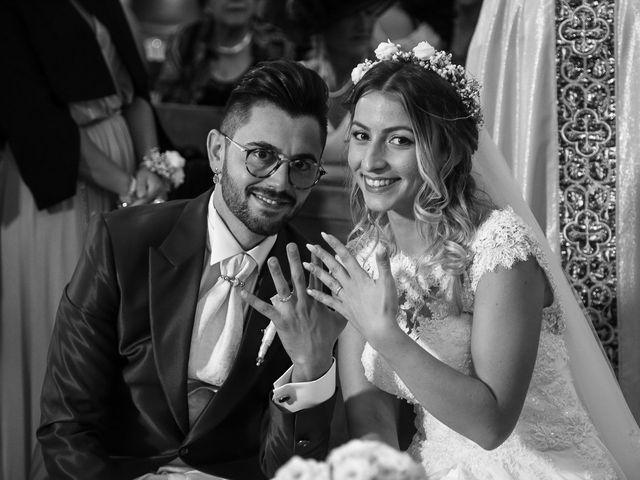 Il matrimonio di Victor e Serena a San Giovanni in Fiore, Cosenza 46