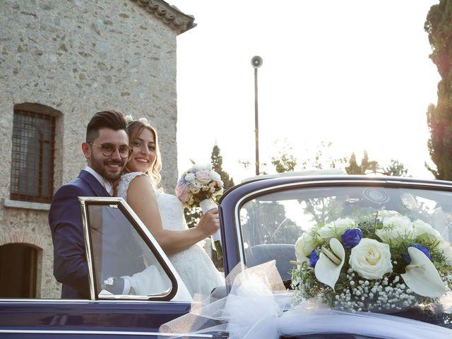 Il matrimonio di Victor e Serena a San Giovanni in Fiore, Cosenza 47