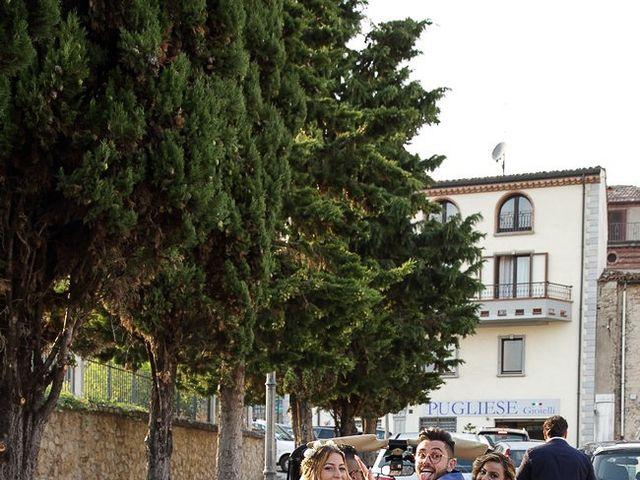 Il matrimonio di Victor e Serena a San Giovanni in Fiore, Cosenza 48