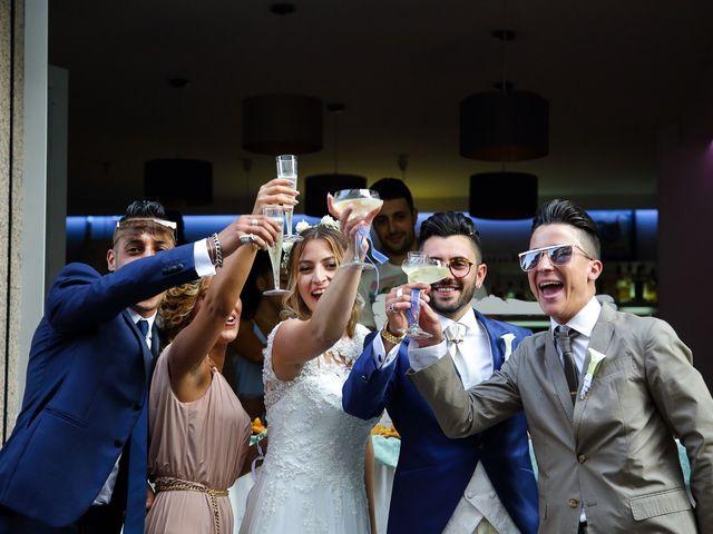 Il matrimonio di Victor e Serena a San Giovanni in Fiore, Cosenza 50