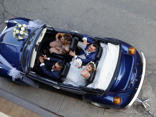 Il matrimonio di Victor e Serena a San Giovanni in Fiore, Cosenza 51