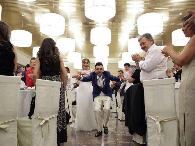 Il matrimonio di Victor e Serena a San Giovanni in Fiore, Cosenza 54