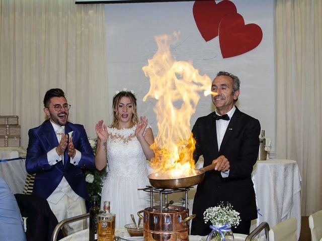 Il matrimonio di Victor e Serena a San Giovanni in Fiore, Cosenza 57