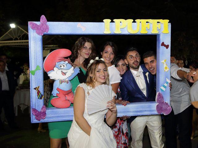 Il matrimonio di Victor e Serena a San Giovanni in Fiore, Cosenza 59