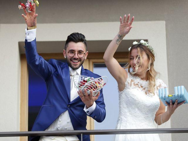 Il matrimonio di Victor e Serena a San Giovanni in Fiore, Cosenza 62