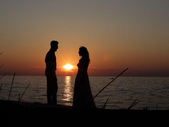 Il matrimonio di Victor e Serena a San Giovanni in Fiore, Cosenza 73