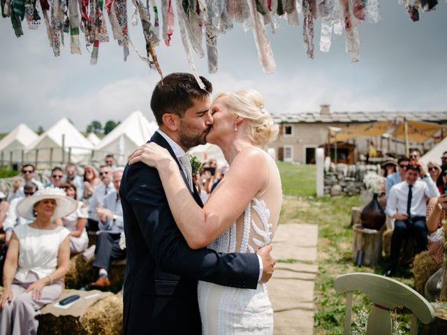 Il matrimonio di Rahim e Arlene a Erbezzo, Verona 33