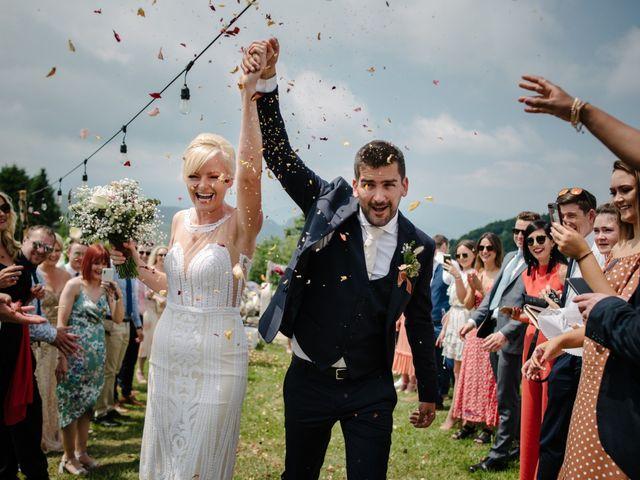 Il matrimonio di Rahim e Arlene a Erbezzo, Verona 37