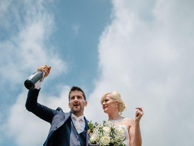 Il matrimonio di Rahim e Arlene a Erbezzo, Verona 41