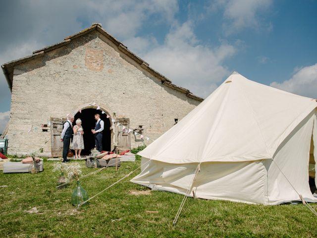 Il matrimonio di Rahim e Arlene a Erbezzo, Verona 60