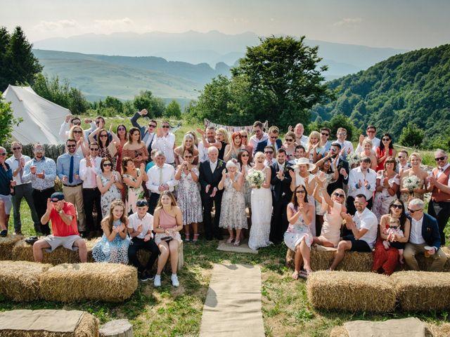 Il matrimonio di Rahim e Arlene a Erbezzo, Verona 62