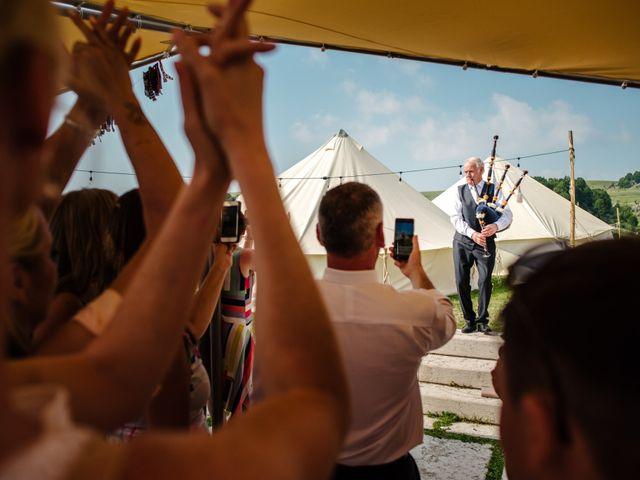 Il matrimonio di Rahim e Arlene a Erbezzo, Verona 66