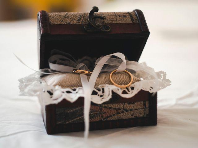 Il matrimonio di Gianluigi e Chiara a Cocquio-Trevisago, Varese 8