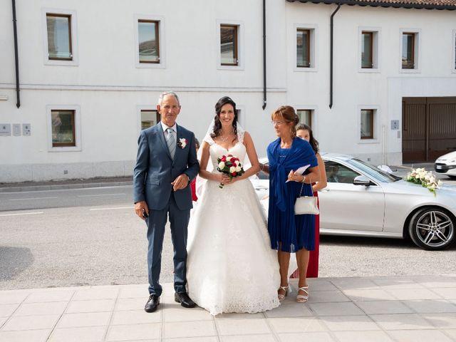 Il matrimonio di Andrea e Annalisa a Codroipo, Udine 20