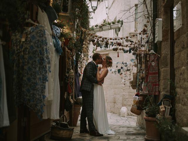 Le nozze di Joanna e James
