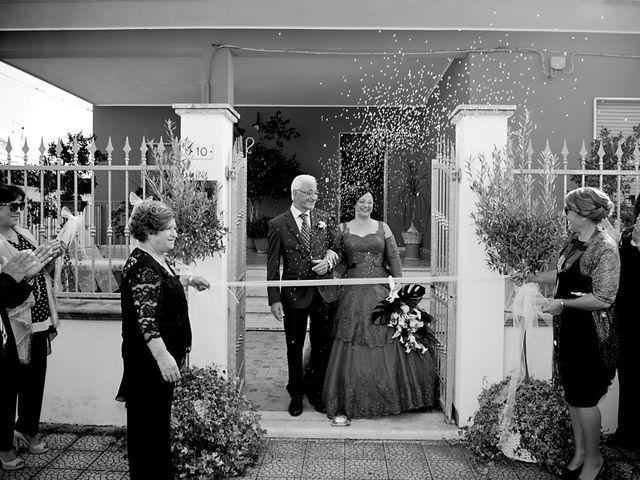Il matrimonio di Valentino e Maria a Erchie, Brindisi 18