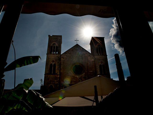 Il matrimonio di Valentino e Maria a Erchie, Brindisi 19