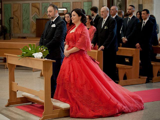 Il matrimonio di Valentino e Maria a Erchie, Brindisi 22