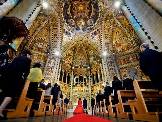 Il matrimonio di Valentino e Maria a Erchie, Brindisi 23