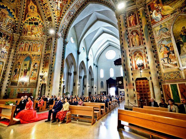 Il matrimonio di Valentino e Maria a Erchie, Brindisi 25