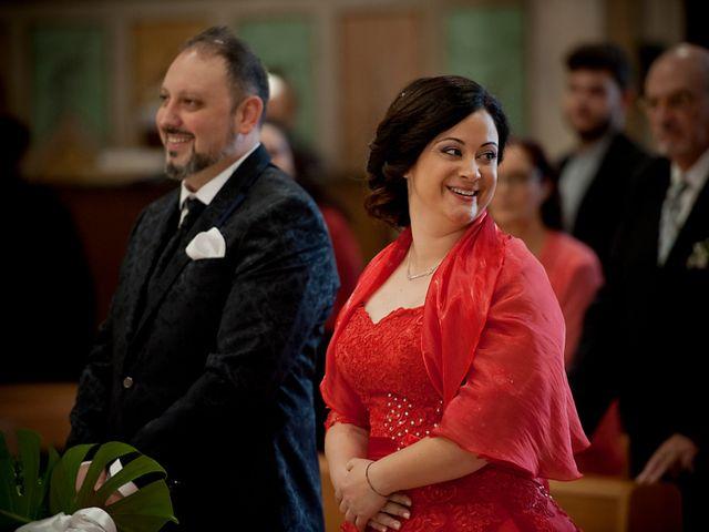 Il matrimonio di Valentino e Maria a Erchie, Brindisi 26
