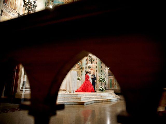 Il matrimonio di Valentino e Maria a Erchie, Brindisi 28