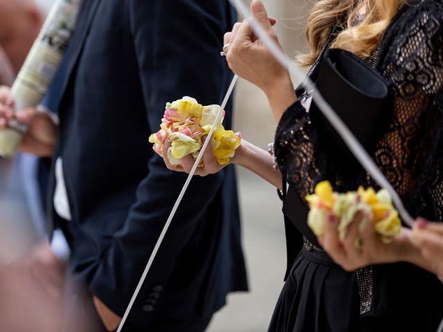 Il matrimonio di Valentino e Maria a Erchie, Brindisi 30