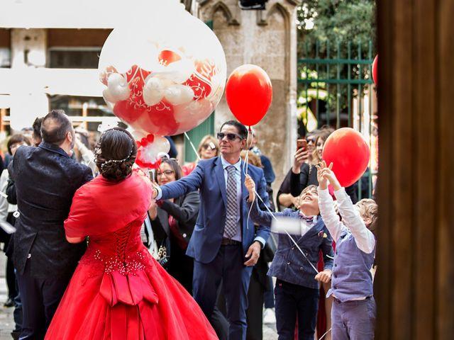 Il matrimonio di Valentino e Maria a Erchie, Brindisi 31