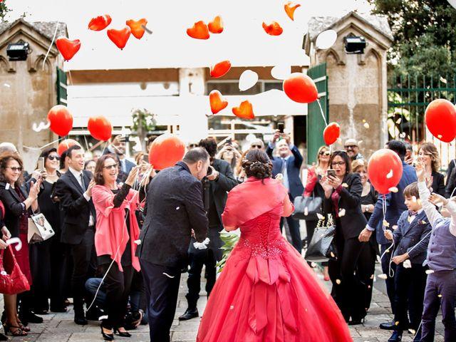 Il matrimonio di Valentino e Maria a Erchie, Brindisi 33