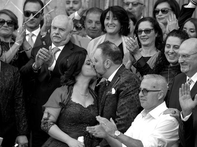 Il matrimonio di Valentino e Maria a Erchie, Brindisi 34