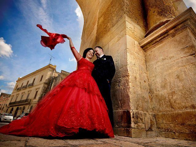 Il matrimonio di Valentino e Maria a Erchie, Brindisi 38
