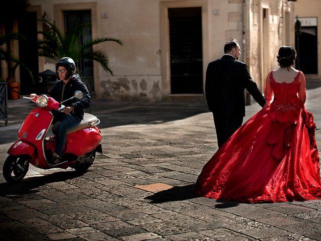 Il matrimonio di Valentino e Maria a Erchie, Brindisi 39