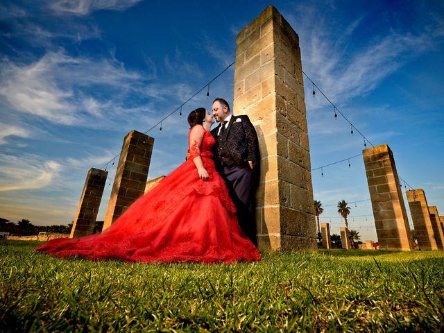 Il matrimonio di Valentino e Maria a Erchie, Brindisi 46