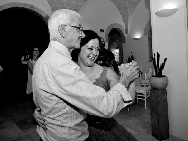 Il matrimonio di Valentino e Maria a Erchie, Brindisi 54