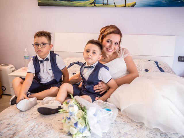 Il matrimonio di Massimiliano e Luana a Nerviano, Milano 16