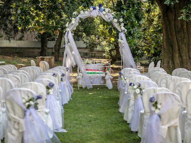 Il matrimonio di Massimiliano e Luana a Nerviano, Milano 22