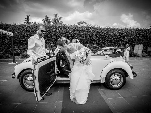 Il matrimonio di Massimiliano e Luana a Nerviano, Milano 27