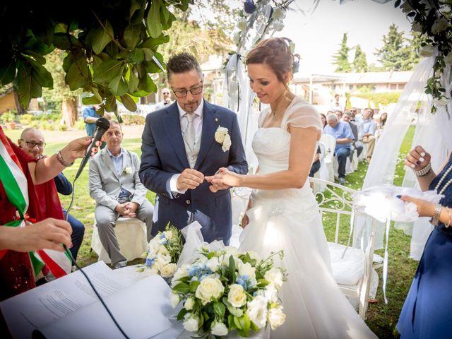 Il matrimonio di Massimiliano e Luana a Nerviano, Milano 32