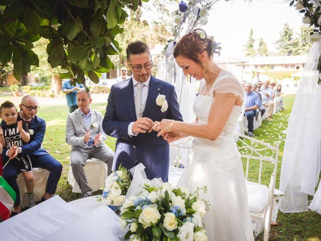 Il matrimonio di Massimiliano e Luana a Nerviano, Milano 33