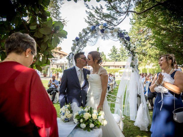 Il matrimonio di Massimiliano e Luana a Nerviano, Milano 34