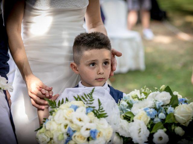 Il matrimonio di Massimiliano e Luana a Nerviano, Milano 35