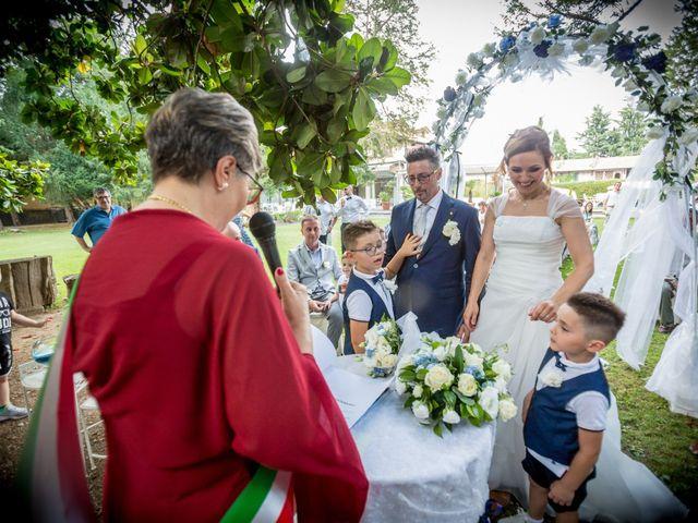 Il matrimonio di Massimiliano e Luana a Nerviano, Milano 37