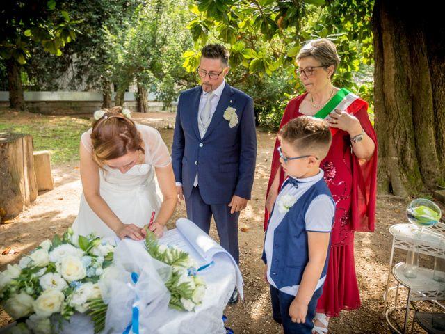 Il matrimonio di Massimiliano e Luana a Nerviano, Milano 39