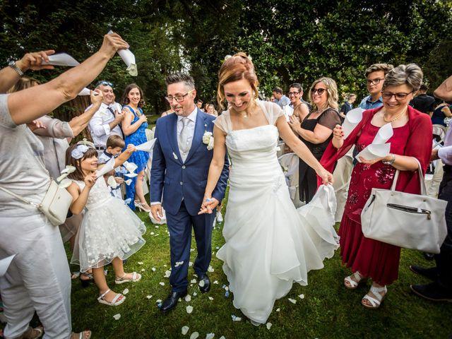 Il matrimonio di Massimiliano e Luana a Nerviano, Milano 41