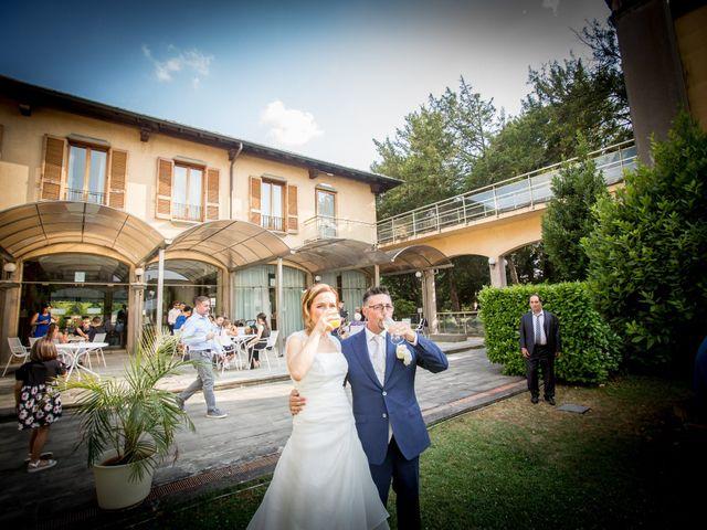 Il matrimonio di Massimiliano e Luana a Nerviano, Milano 42