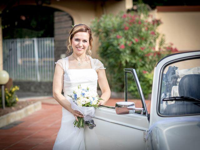 Il matrimonio di Massimiliano e Luana a Nerviano, Milano 43