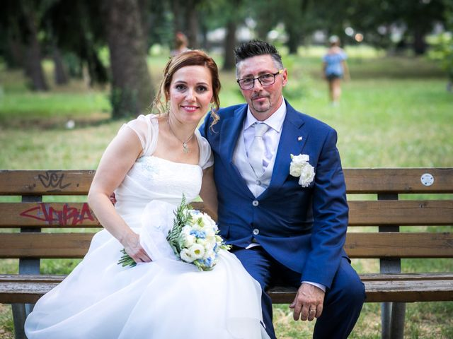 Il matrimonio di Massimiliano e Luana a Nerviano, Milano 45